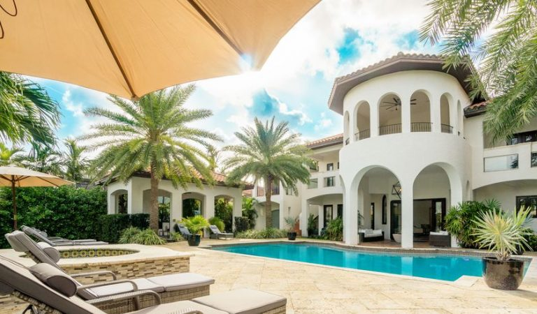 Miami Mansion Where Jamie Foxx Had A 'Spiritual Awakening' Is Up For Sale