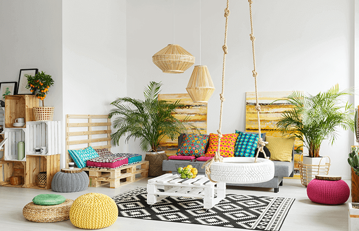 Super Smart And Easy Home Decor Hacks That'll Brighten Your House Inside Out