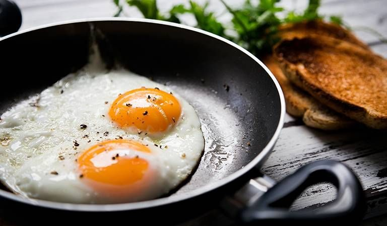The Secrets No One Tells You About Perfect Fried Eggs