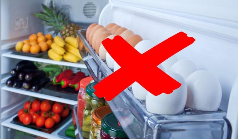 Foods You Keep In The Fridge – But Should Never