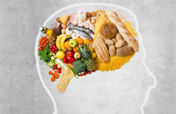 connection between diet and health
