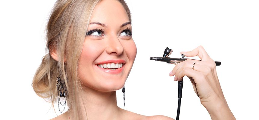 The Best Airbrush Makeup Kits For