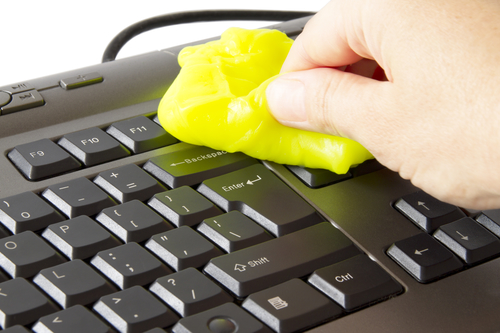 How To Clean Your Laptop's Keyboard – Easiest & Only Hack You'll Ever Need